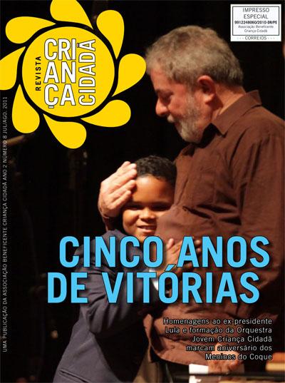 Edição 08 - Julho/Agosto 2011