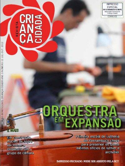 Edição 12 - Julho/Outubro 2012