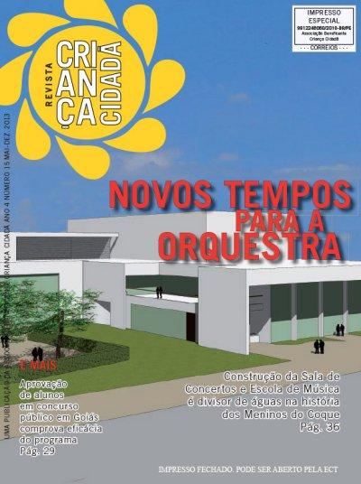 Edição 15 - Maio/Dezembro 2013